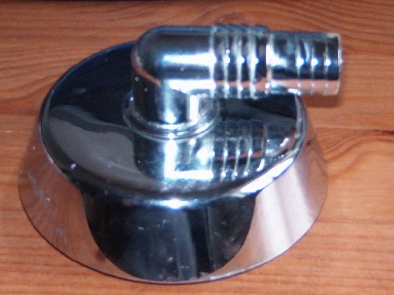 Anschluss eines miele trockner auf ein geberit waschmachine