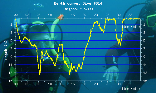 Dive Profile 5