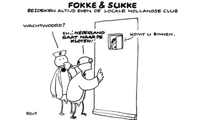 Fokke en Sukke Website