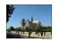 A must have, a beautifull picture of the Notre Dame